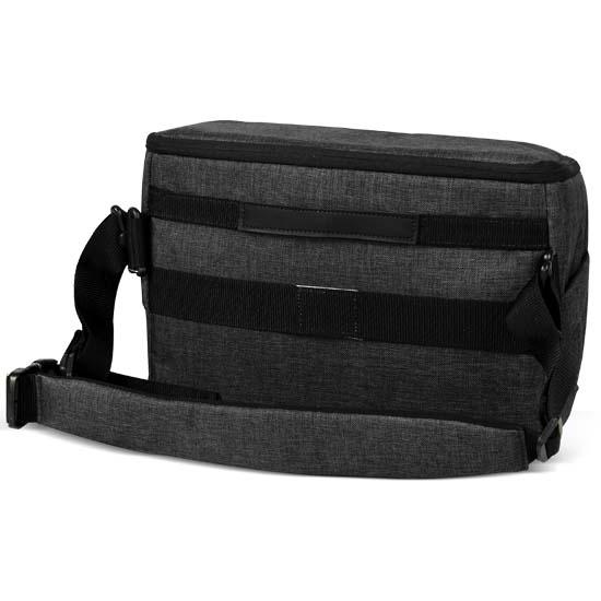 Jual Naica Boston Sling Bag Charcoal Harga Murah dan Spesifikasi