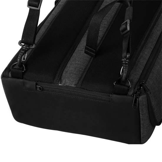 Jual Naica Bronx Backpack Black Harga Murah dan Spesifikasi