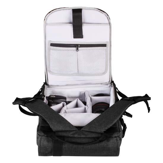 Jual Naica Bronx Backpack Charcoal Harga Murah dan Spesifikasi