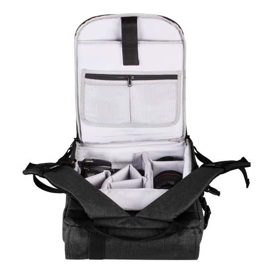 Jual Naica Bronx Backpack Grey Harga Murah dan Spesifikasi