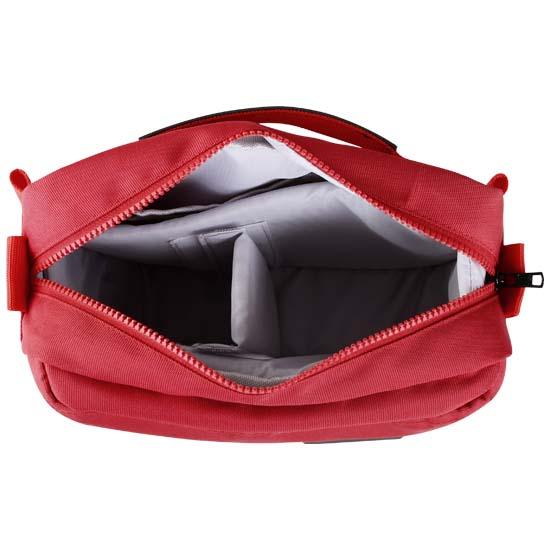 Jual Naica Carmel Sling Bag Red Harga Murah dan Spesifikasi