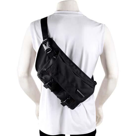 Jual Naica Devon Sling Bag Black Harga Murah dan Spesifikasi