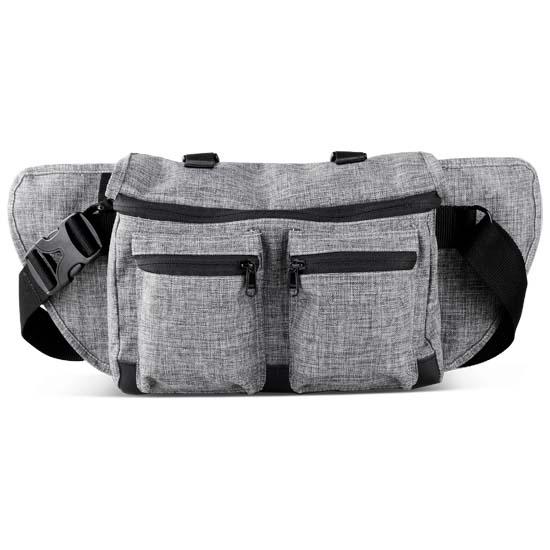 Jual Naica Devon Sling Bag Grey Harga Murah dan Spesifikasi