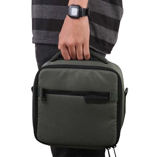 Jual Naica Jaffa Sling Bag Green Harga Murah dan Spesifikasi