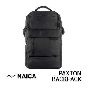 Jual Naica Paxton Backpack Black Harga Murah dan Spesifikasi