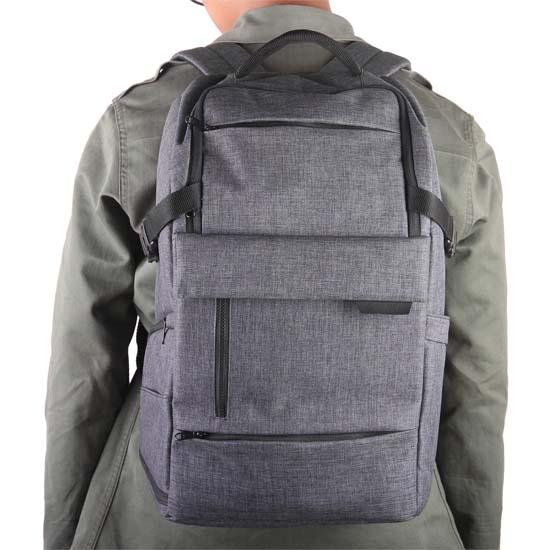 Jual Naica Paxton Backpack Grey Harga Murah dan Spesifikasi