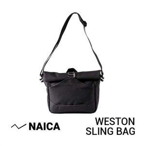 Jual Naica Weston Sling Bag Black Harga Murah dan Spesifikasi