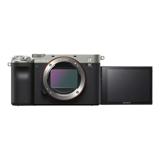 Jual Sony A7C Silver Body Only Harga Terbaik dan Spesifikasi