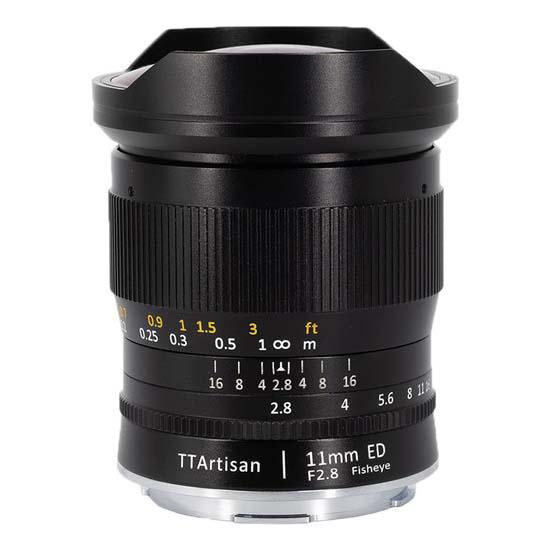 Jual TTArtisans 11mm F2.8 for Canon RF-Mount Black Harga Murah dan Spesifikasi