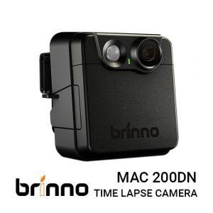 Jual Brinno MAC 200DN Harga Murah dan Spesifikasi. Automatic Night Mode, IPX4 Waterproof Rating for Outdoor Use, 75° Horizontal Field of View.