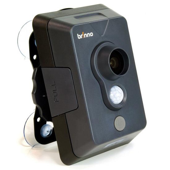 Jual Brinno MAC 100 Harga Murah dan Spesifikasi. Detects Motion up to 13.12', Resolution up to 1280 x 720, Time-lapse Technology, PIR Motion Sensor.
