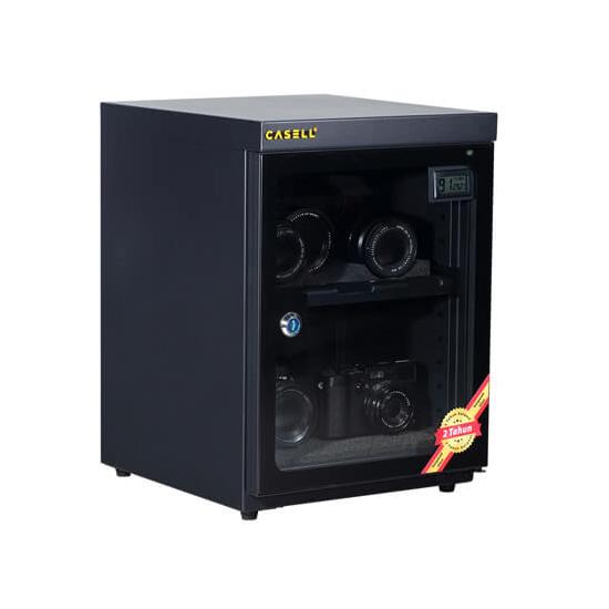 Jual Casell Dry Cabinet CL-30C Harga Murah dan Spesifikasi. Electronically controlled dehumidifier, Menyesuaikan kelembaban Relatif dari 35-60%.