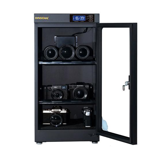 Jual Casell Dry Cabinet CL-50A Harga Murah dan Spesifikasi. Internal Size : 28.8 x 29 x 53 cm, External Size : 29 x 32 x 60.5cm, Input : 5V 2A DC.
