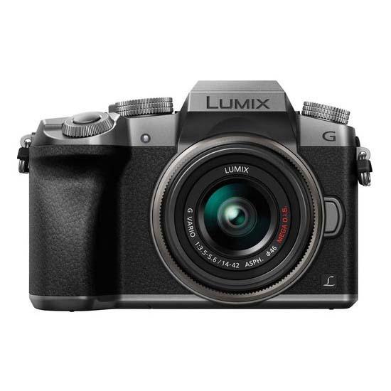 Jual Panasonic Lumix DMC-G7 Kit Bundling Mic harga Murah dan Spesifikasi