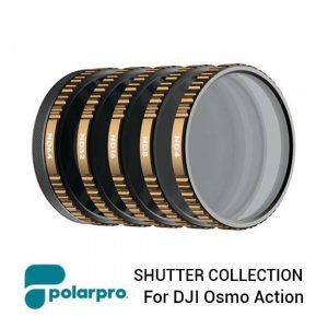 Jual PolarPro DJI Osmo Action Shutter Collection Harga Terbaik dan Spesifikasi