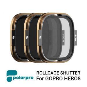 Jual PolarPro GoPro Hero8 Shutter Collection Rollcage Harga Terbaik dan Spesifikasi