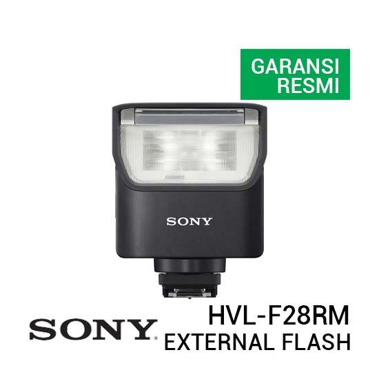 Jual Sony HVL-F28RM External Flash Harga Terbaik dan Spesifikasi