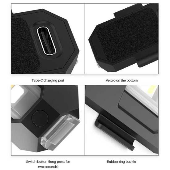 Jual Ulanzi DR-02 RGB Lighting Strobe For Drone Harga Murah dan Spesifikasi