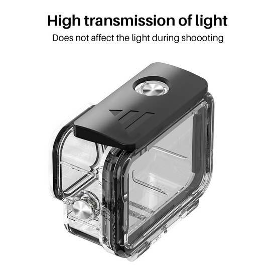 Jual Ulanzi G9-7 Waterproof Case for GoPro Hero9 Harga Murah dan Spesifikasi