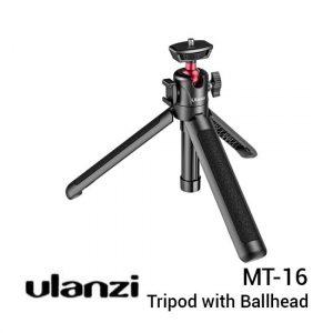 Jual Ulanzi MT-16 Telescopic Tripod with Ballhead Harga Murah dan Spesifikasi