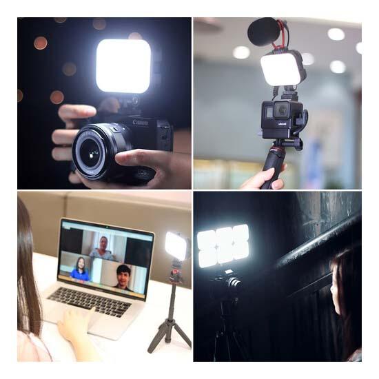 Jual Ulanzi Vijim VL-100C Pocket LED Video Light Harga Murah dan Spesifikasi