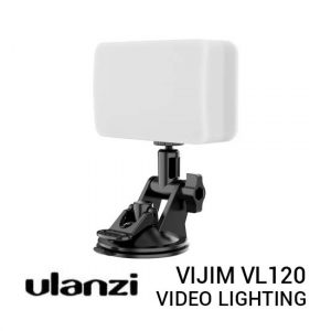 Jual Ulanzi Vijim VL120 Video Conference Lighting Kit Harga Murah dan Spesifikasi