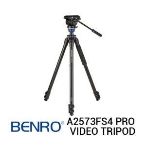 Jual Benro A2573FS4 Pro Video Tripod Kit Harga Terbaik dan Spesifikasi