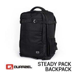Jual Quarzel Steady Pack Black Harga Murah dan Spesifikasi