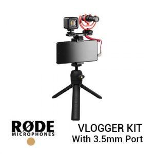 Jual Rode Vlogger Kit with 3.5mm Port harga Murah dan Spesifikasi