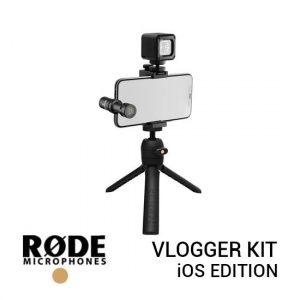 Jual Rode Vlogger Kit with Lightning Port Harga Murah dan Spesifikasi