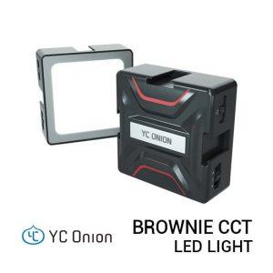 Jual YC Onion Brownie CCT LED Light Black Harga Murah dan Spesifikasi