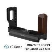 Jual YC Onion L Bracket for Canon G7X Mark III Harga Murah dan Spesifikasi