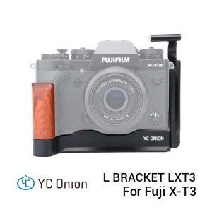 Jual YC Onion L Bracket for Fuji X-T3 Harga Murah dan Spesifikasi