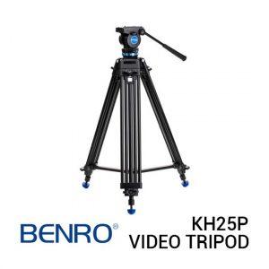 Jual Benro KH25P Video Tripod Harga Murah Terbaik dan Spesifikasi