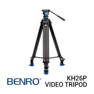 Jual Benro KH26P Video Tripod Harga Murah Terbaik dan Spesifikasi