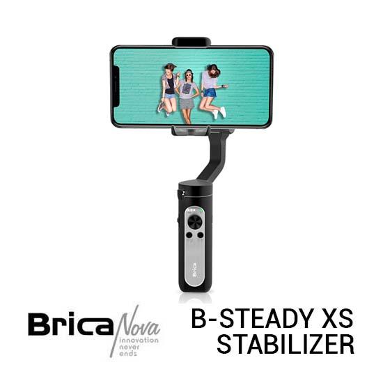 Jual Brica B-Steady XS Black Silver harga Murah Terbaik dan Spesifikasi