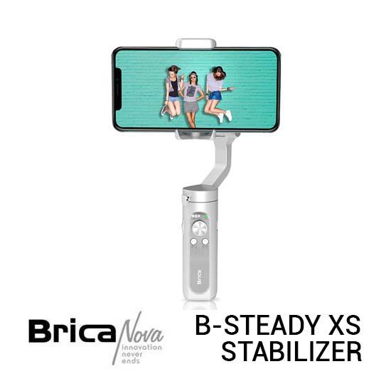 Jual Brica B-Steady XS White Silver Harga Murah Terbaik dan Spesifikasi