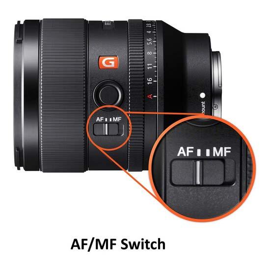 Jual Sony FE 35mm F1.4 GM Harga Terbaik dan Spesifikasi