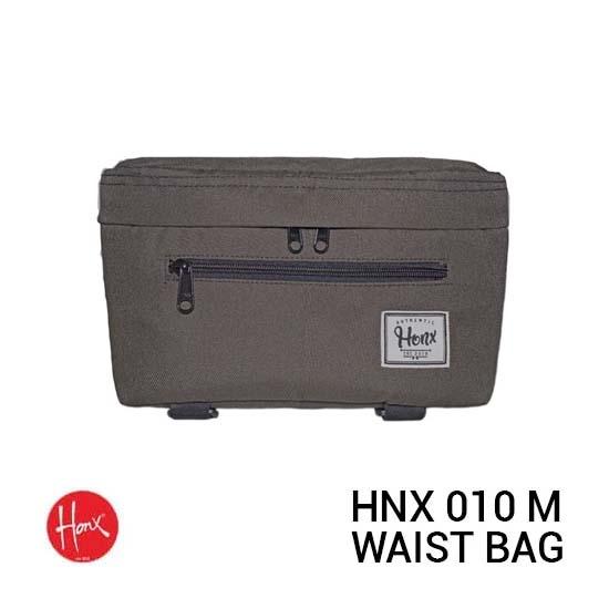 Jual HONX HNX 010 M Waist Bag Brown Harga Murah dan Spesifikasi