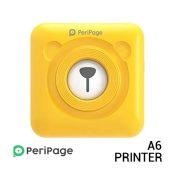 Jual Peripage A6 Printer Yellow Harga Murah Terbaik dan Spesifikasi