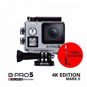 Jual Brica B-PRO5 Alpha Edition 4K Mark II S Silver toko kamera online plazakamera surabaya dan jakarta