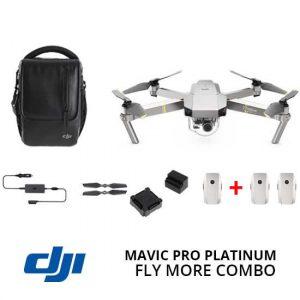 jual drone DJI Mavic Pro Platinum Fly More Combo harga murah surabaya dan jakarta
