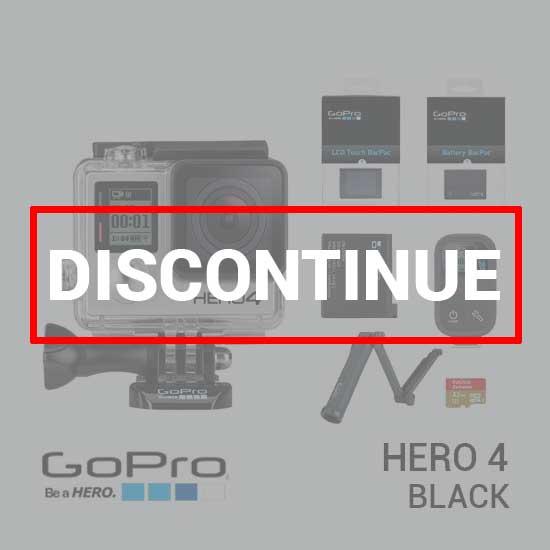 jual GoPro HERO4 Black harga murah surabaya jakarta