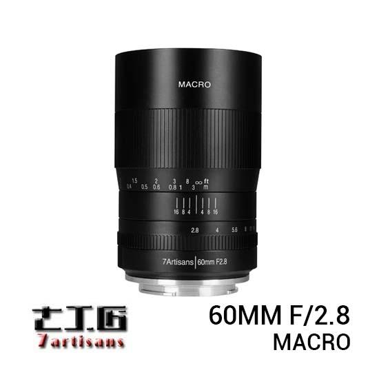 Jual 7Artisans 60mm f2.8 Macro Harga Terbaik