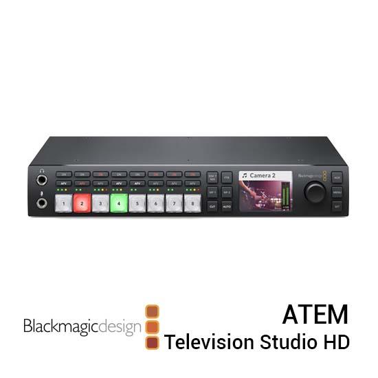Jual Blackmagic Design ATEM Television Studio HD Harga Terbaik dan Spesifikasi