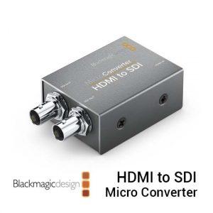 Jual Blackmagic Design Micro Converter HDMI to SDI with PSU Harga Terbaik dan Spesifikasi