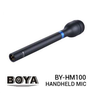 Jual Boya BY-HM100 Dynamic Handheld Microphone Harga Terbaik dan Spesifikasi