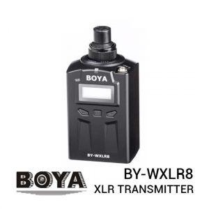 Jual Boya BY-WXLR8 UHF Wireless XLR Transmitter Harga Terbaik dan Spesifikasi