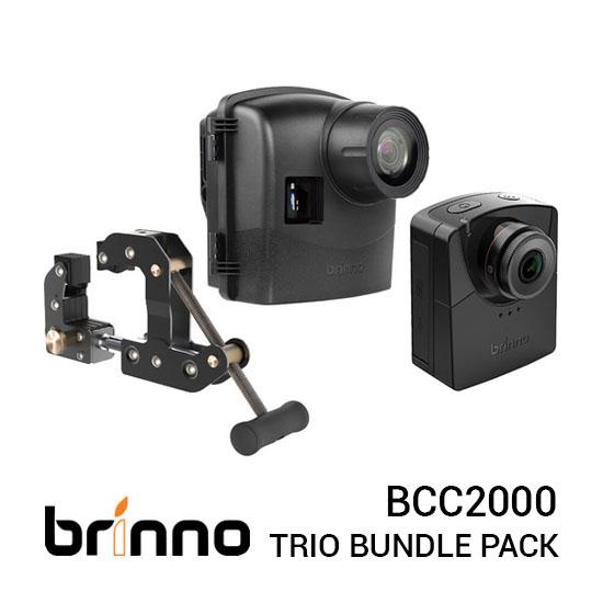 Jual Brinno BCC2000 Construction Trio Bundle Pack Harga Terbaik dan Spesifikasi