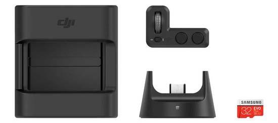 DJI Osmo Pocket Expansion Kit Harga Murah dan Spesifikasi